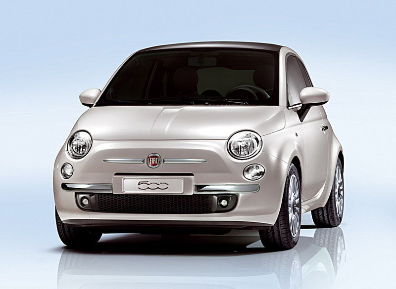 Fiat 500 to come in US