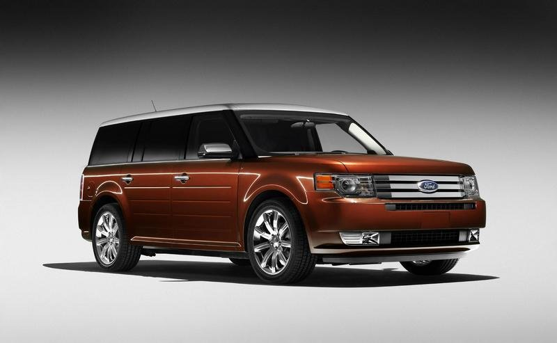 Ford Flex 's Special Resemblance