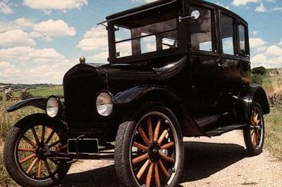 1908 Ford Model T | Top Speed