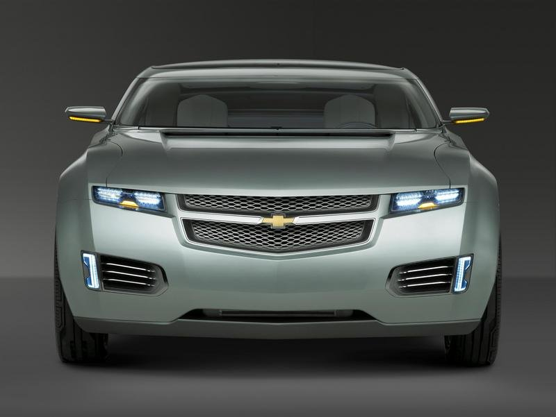 GM unveils second propulsion system for Chevrolet Volt