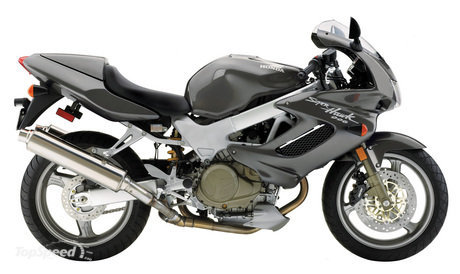 It's the V-twin sport bike that takes high performance into the realm of the