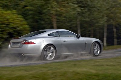 Jaguar to give a new engine for XK - image 161040