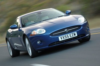 Jaguar to give a new engine for XK
