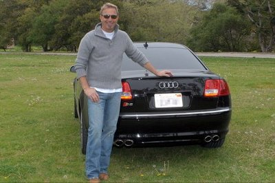 Kevin Costner bought an Audi Q7 and S8