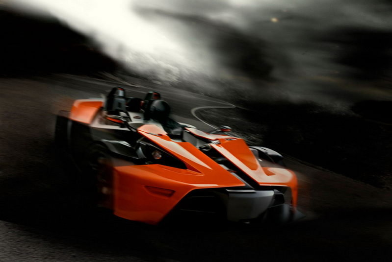 KTM X-Bow production announced for 2008