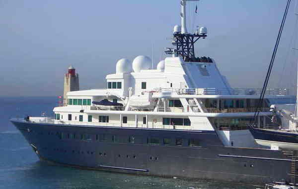 Mega Yachts Le Grand Bleu Picture 162845 Boat News Top Speed