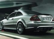 Mercedes-Benz CLK63 AMG Black Series to be unveiled in NYIAS - image 158243