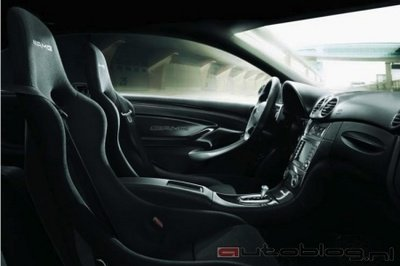 Mercedes-Benz CLK63 AMG Black Series to be unveiled in NYIAS - image 158244