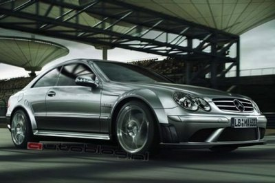Mercedes-Benz CLK63 AMG Black Series to be unveiled in NYIAS