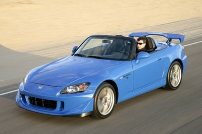 New Honda S2000 CR Races to Dealers this September
