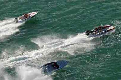 Offshore Powerboats Championship 2007 - Whitianga Race