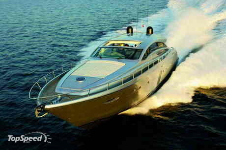 pershing 72 sea show a four stopovers tour to present new yacht picture