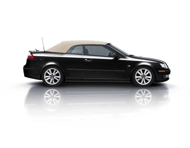 Saab 9-3 Convertible, Now Available with Sand