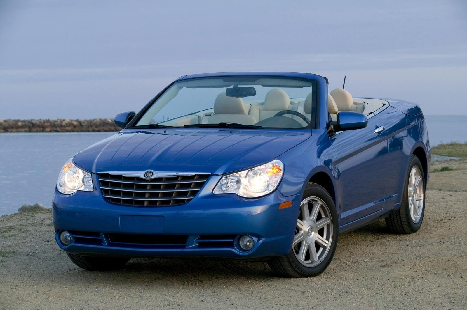 the winner of the 2007 ginn open gets an all new 2008 chrysler sebring convertible news top speed. Black Bedroom Furniture Sets. Home Design Ideas