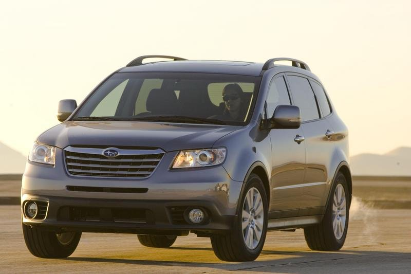 What Happened to 2008 Subaru Tribeca?