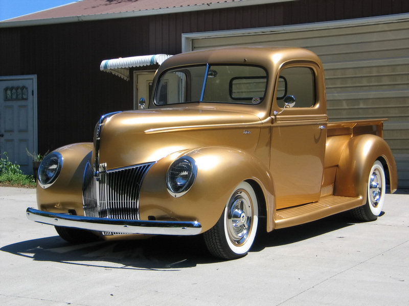 1940 Ford Pickup by FastLane Rod Shop - image 170693