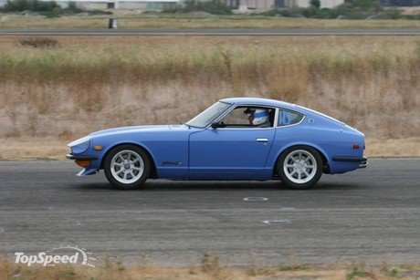 Nissan 240Z. Nissan 240Z. On its launch, the 240Z was a spectacular car that