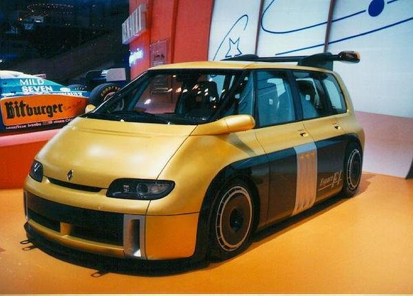 1994 renault espace f1 review top speed. Black Bedroom Furniture Sets. Home Design Ideas