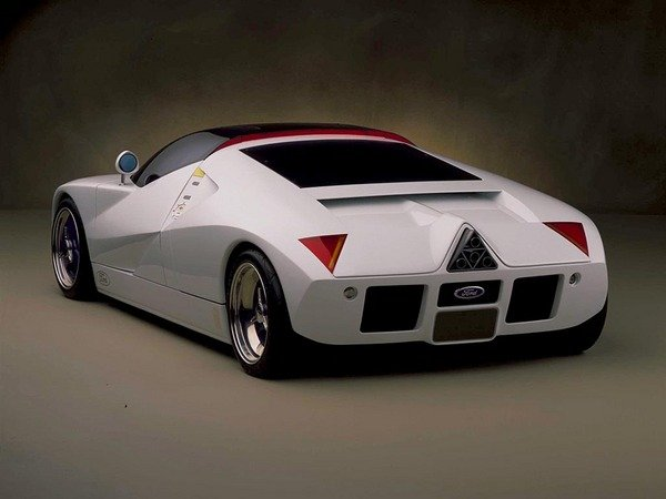 1995 Ford Gt 90 Car Review Top Speed