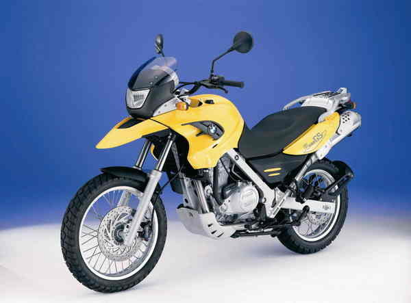 bmw f 650 gs picture