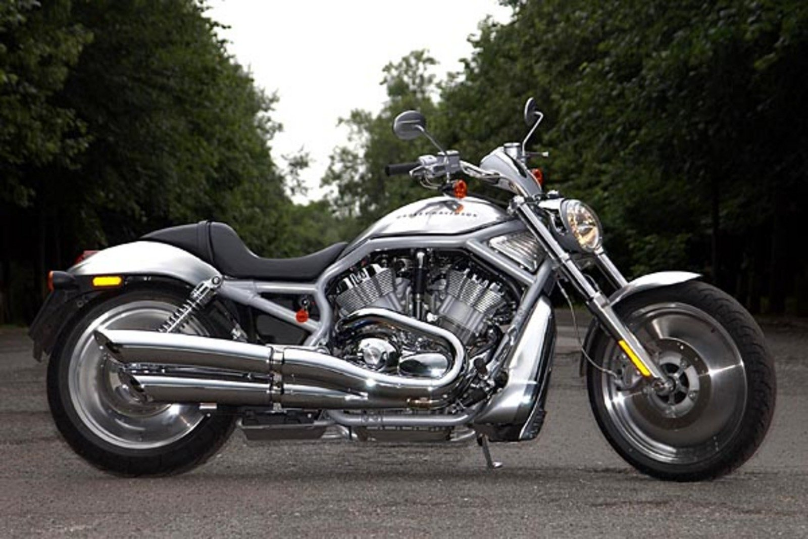 2006 harley davidson vrsca v rod review top speed. Black Bedroom Furniture Sets. Home Design Ideas