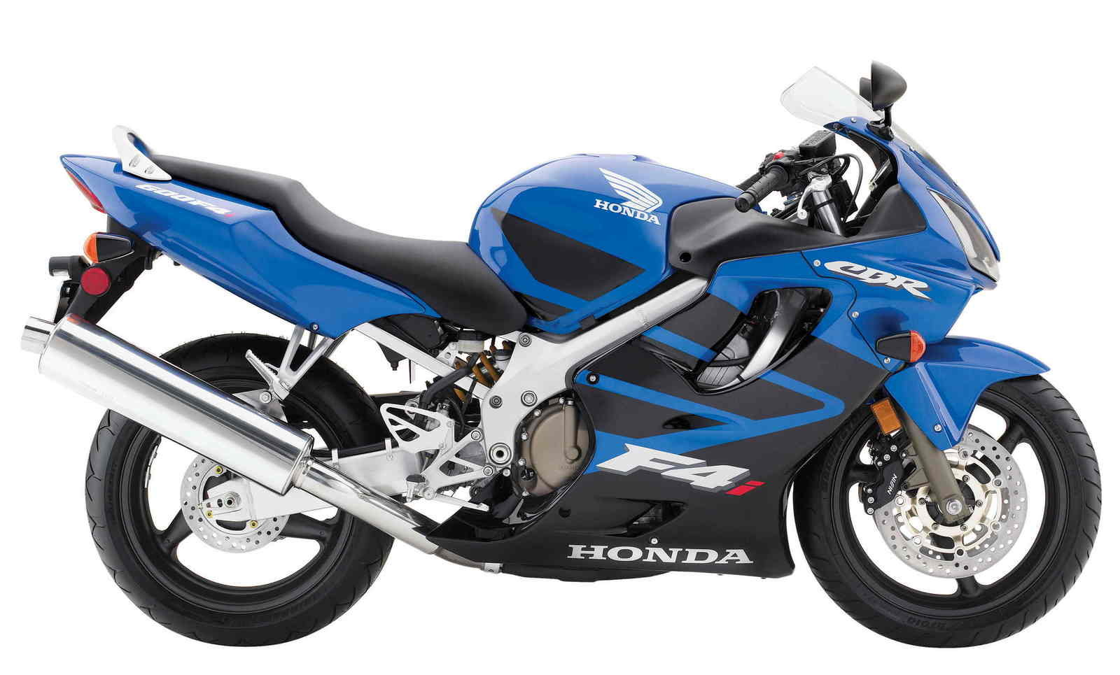 2006 Honda CBR600F4i Review