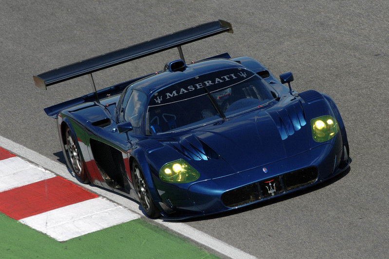 2006 Maserati MC12 Corsa High Resolution Exterior - image 166386