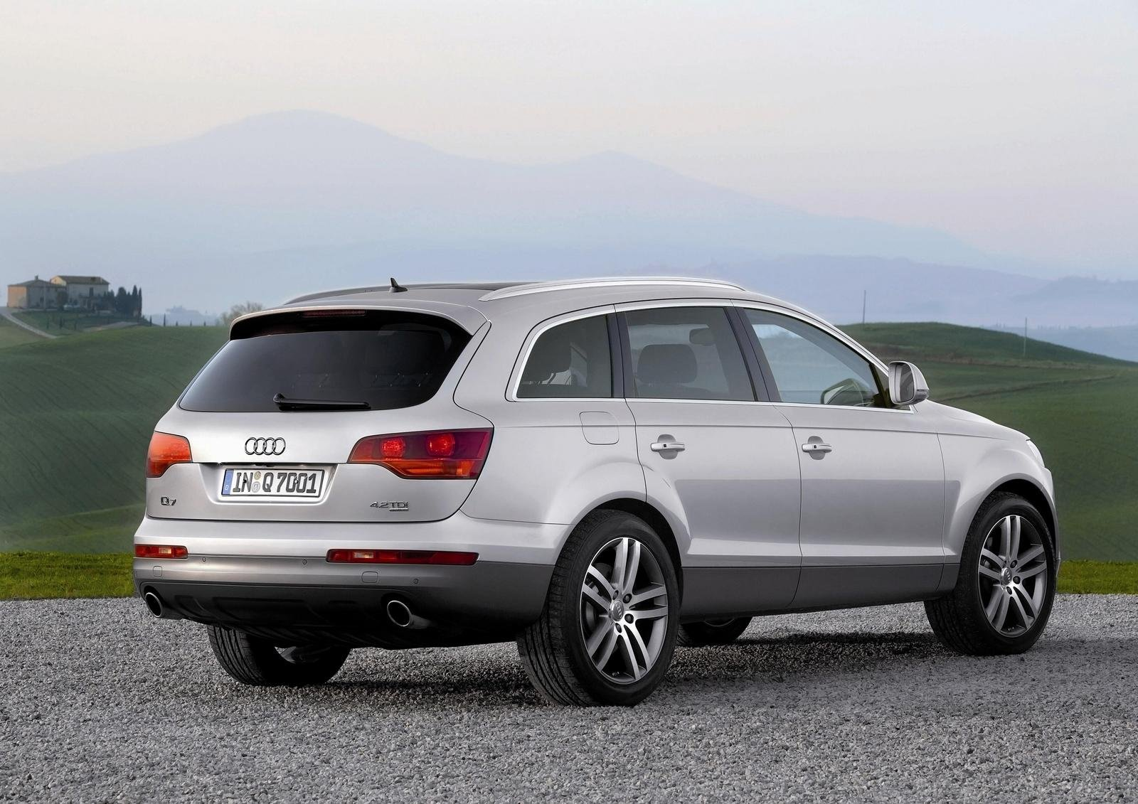 2007 audi q7 4 2 tdi picture 166676 car review top speed. Black Bedroom Furniture Sets. Home Design Ideas
