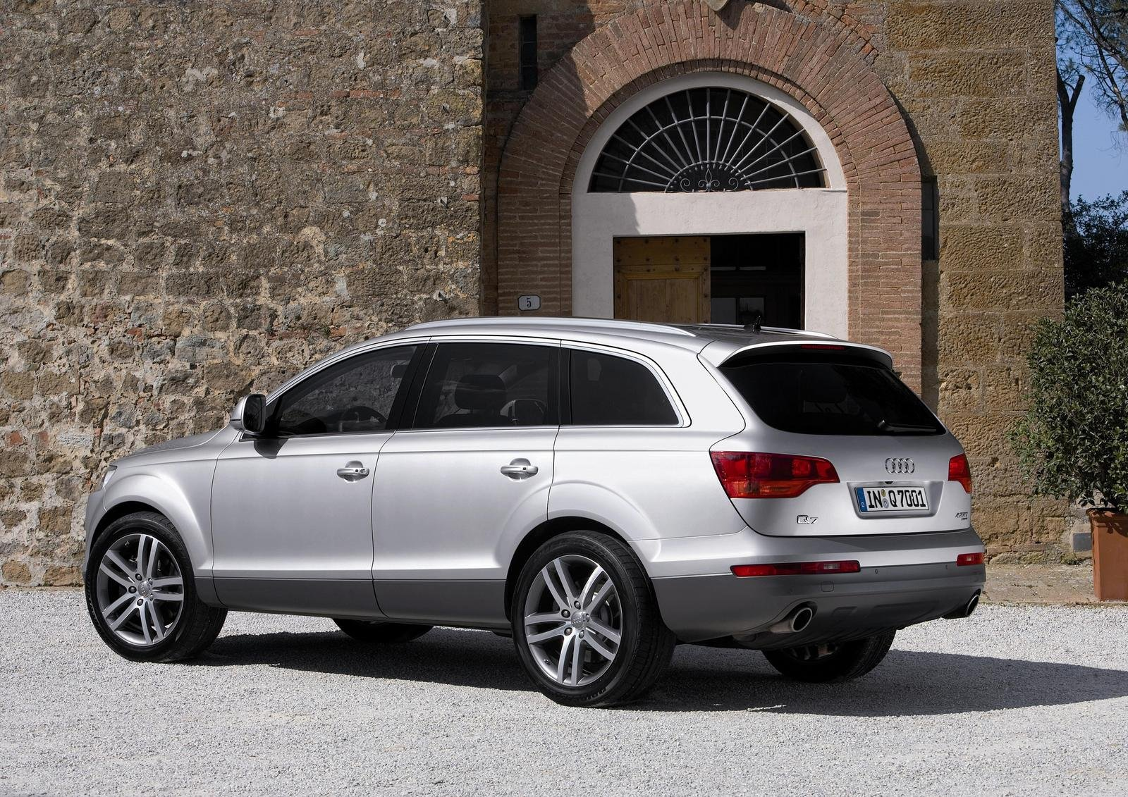 2007 audi q7 4 2 tdi picture 166677 car review top speed. Black Bedroom Furniture Sets. Home Design Ideas
