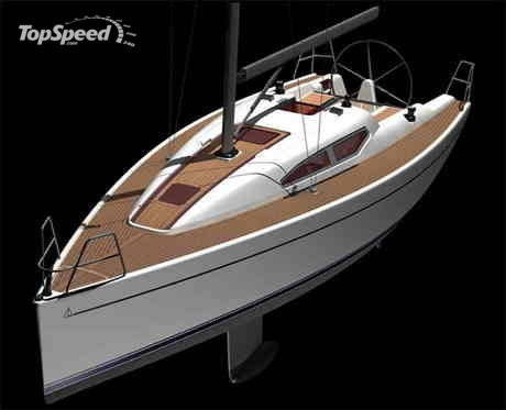 dehler 34 picture. A new astonishing yacht from the Dehler shipyard is about ...
