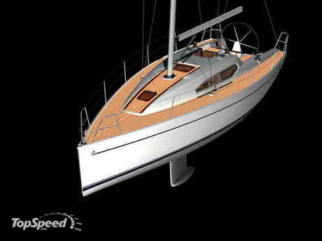 The Objective of the Dehler 34 is to become the leading regatta cruiser in ...