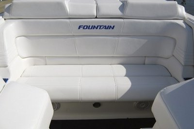 2007 Fountain Mercury 35 Executioner