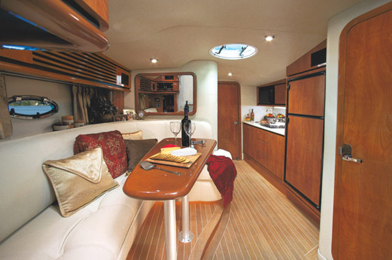 2007 Fountain Mercury 48 Express Cruiser