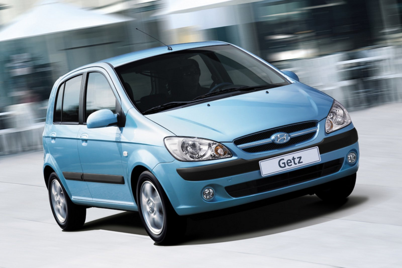 2007 Hyundai Getz Review Top Speed