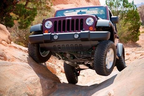 The 2007 Jeep Wrangler Unlimited X is equipped with