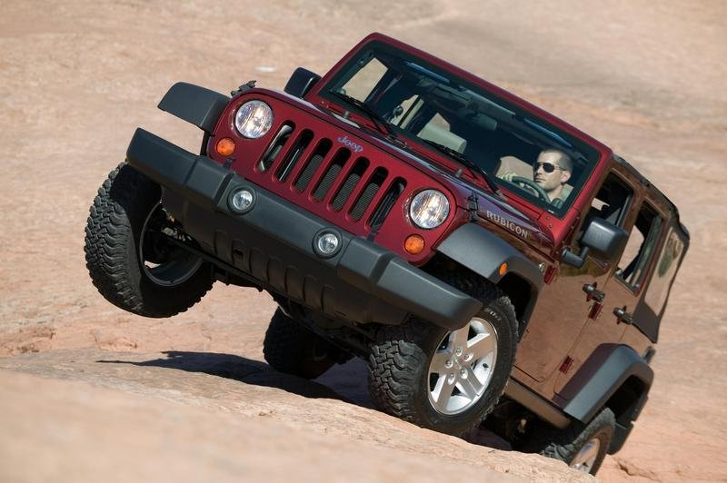 2007 Jeep Wrangler Unlimited - image 170082
