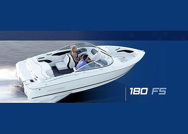 2007 Monterey 180 Fs Boat Review Top Speed