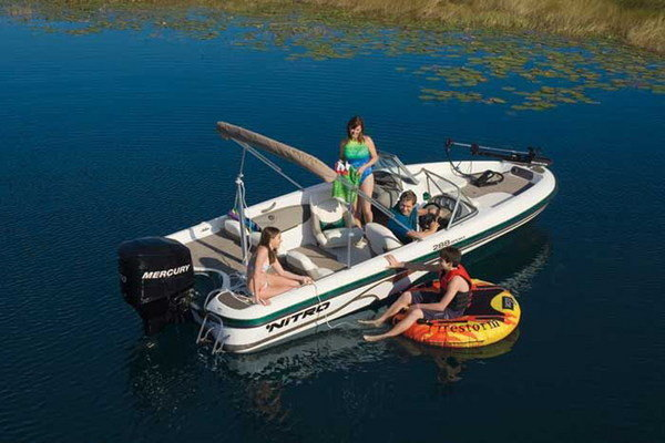 2007 Nitro 288 Sport Boat Review Top Speed