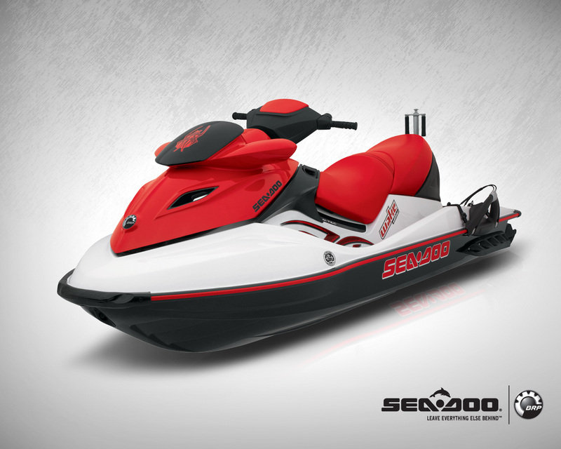 2007 Sea-Doo Wake