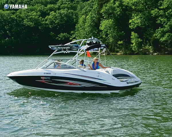 2007 yamaha ar210 picture 169692 boat review top speed