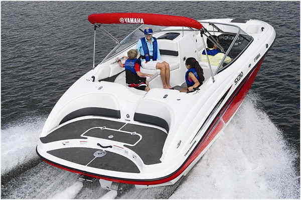 2007 Yamaha Sx210 Boat Review Top Speed