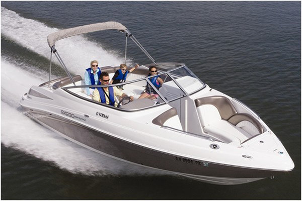 2007 Yamaha SX230 High Output | boat review @ Top Speed