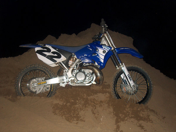 2007 Yamaha Yz250 Motorcycle Review Top Speed
