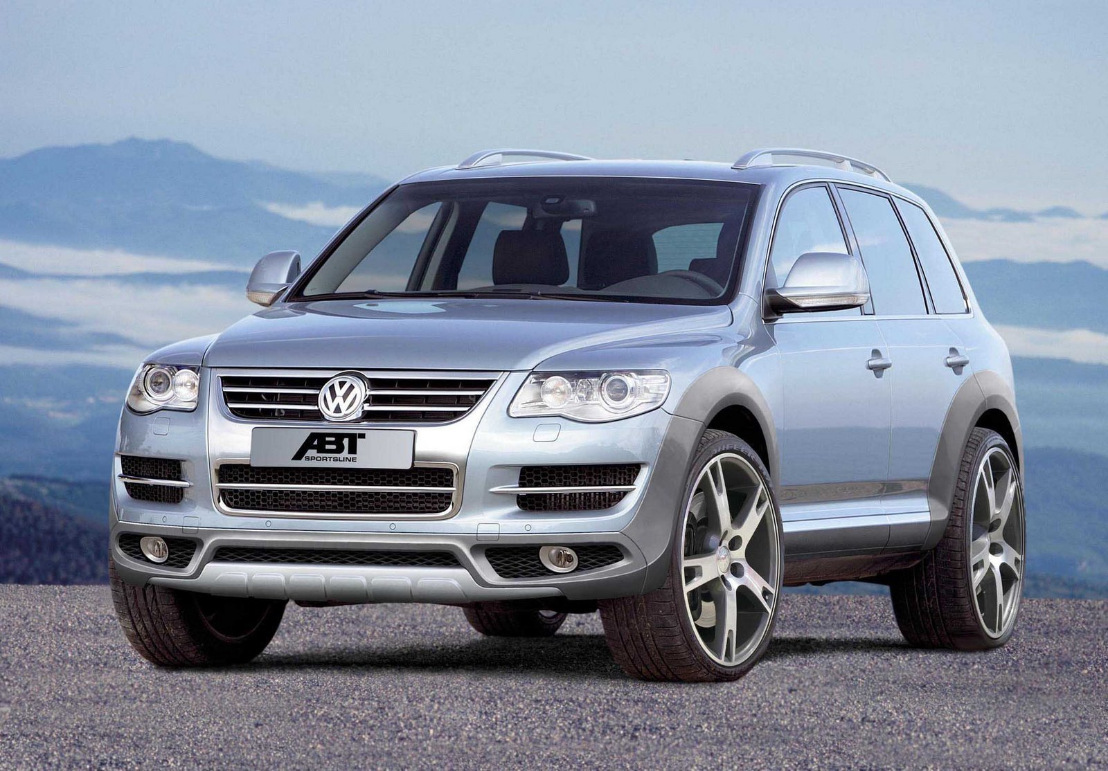 2008 abt volkswagen touareg review top speed. Black Bedroom Furniture Sets. Home Design Ideas