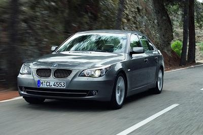 The Cool and Sad History Of The BMW 5 Series E60