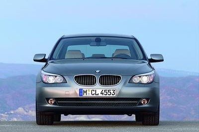 2008 BMW 5-Series | Top Speed