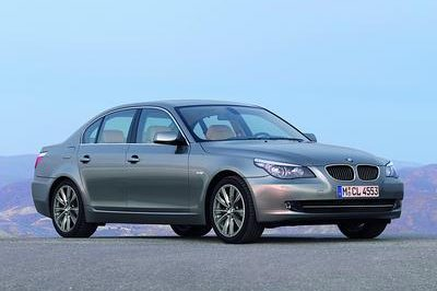 2008 BMW 5-Series - image 167376
