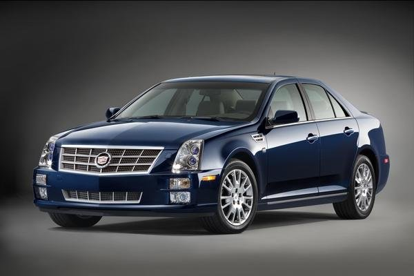 2008 Cadillac STS Car Review Top Speed