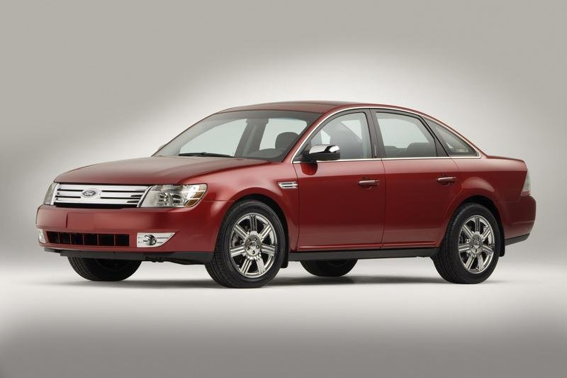 2008 Ford Taurus, Mercury Sable - top safety picks