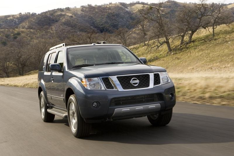 2008 Nissan Pathfinder pricing announced